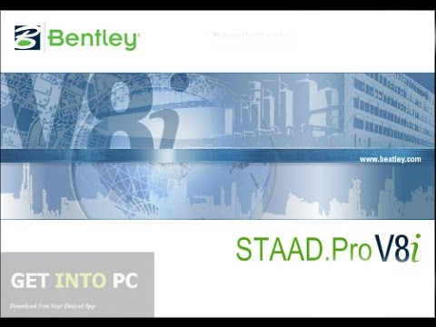 Bentley staad pro v8i software free download