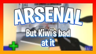 Roblox - Playing Arsenal with the Boys - Funny Moments