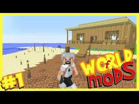 YOLLAR, KÖPRÜLER ve ZİNDAN MACERALARI - World of Mods - #1