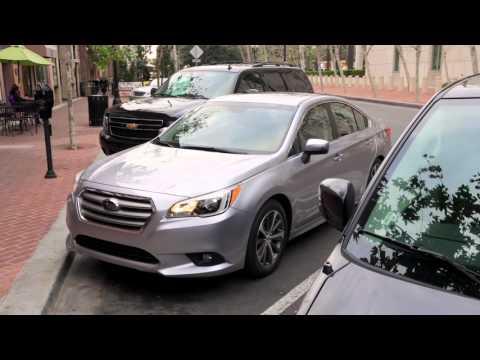Subaru Safety Technology – Blind-Spot Detection and Rear Cross- Traffic Alert