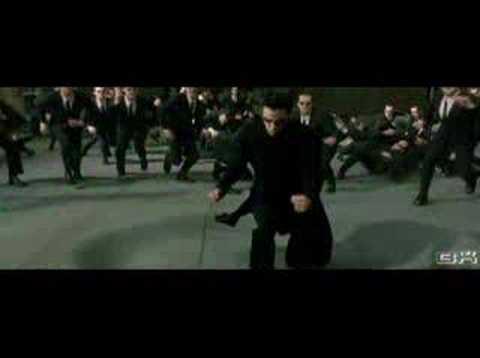 Awakening | The Matrix trilogy music video ft Fluke - Zion