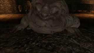 Dark Souls 2: Ryona/Vore vs Covetus Demon