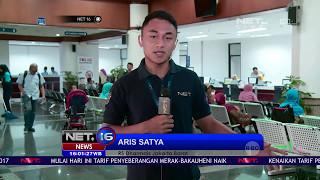 Salah satu rumah sakit yang mendapat serangan siber adalah Rumah Sakit Kanker Dharmais Jakarta. Piha.