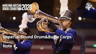 2020TOKAI EXHIBITION|Imperial Sound Drum&Bugle Corps