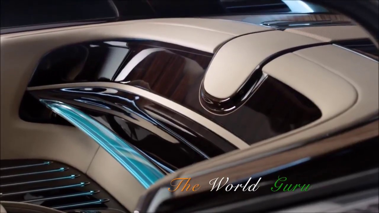 2018 rolls-royce sweptail | luxurious car | interior| exterior| uk