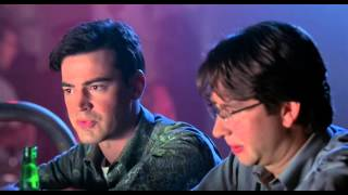 Office Space: Michael and Peter Bar Convo