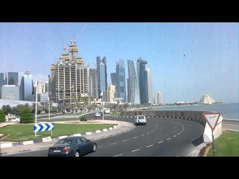 going city centre at doha qatar