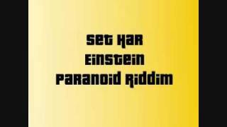 SET HAR EINSTEIN PARANOID RIDDIM