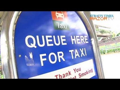 Fare hike: Singaporeans avoid cabs
