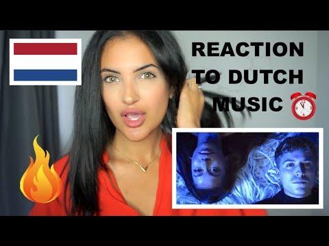 Frenna & Lil Kleine - Verleden Tijd (prod. Project Money) REACTION VIDEO DUTCH MUSIC