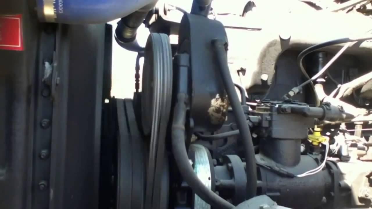 1986 am general m934 5ton 6x6 truck van on govliquidation com