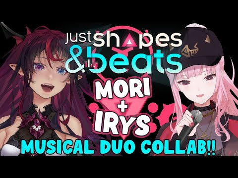 【JUST SHAPES & BEATS】IRyS Collab! Just Irystocrats and DeadBEATS, Am I Right. hah #hololiveEnglish