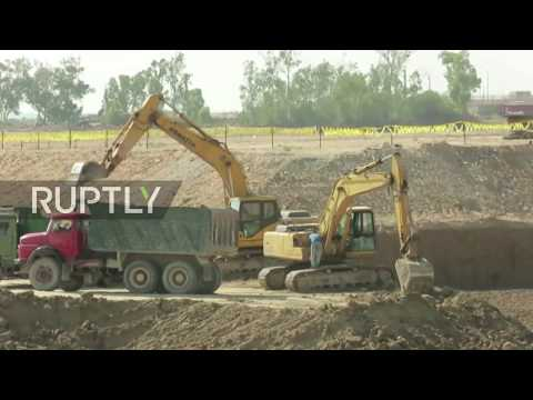 Iran: Construction of 2nd unit of Bushehr Nuclear Power Plant kicks off