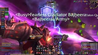 Bajheera - 7.2.5 Arms Warrior [MAX DMG SPEC] BG Madness - WoW Legion PvP