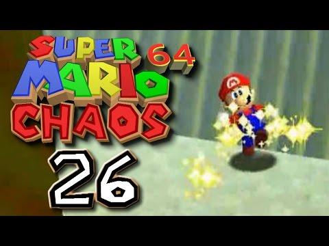 "Super Mario 64: Chaos Edition - Part 26 ""Coin Hoarder"""