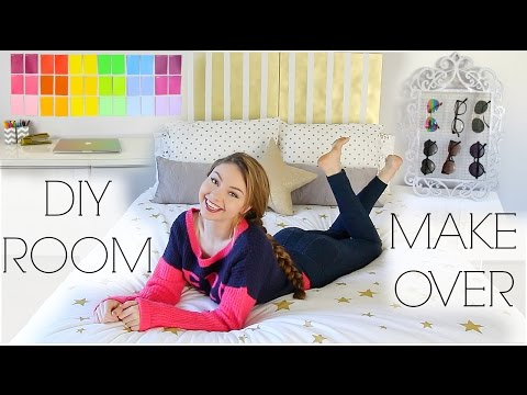 DIY Room Makeover: Organization + Decor! | Meredith Foster