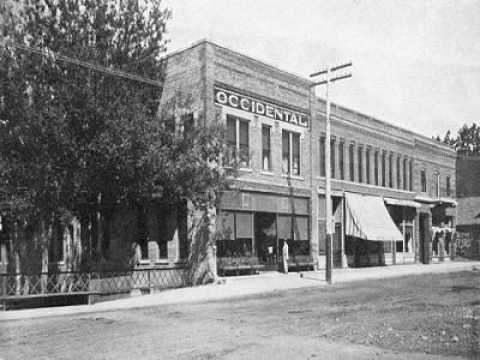 Ep. 132 - The Occidental Hotel