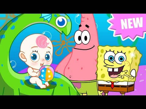 SpongeBob SquarePants Games - Play Free Games Online