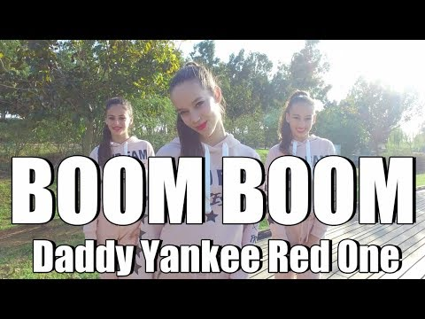 Cover Lagu Boom Boom - RedOne, Daddy Yankee | Choreography by: Shaked David STAFABAND