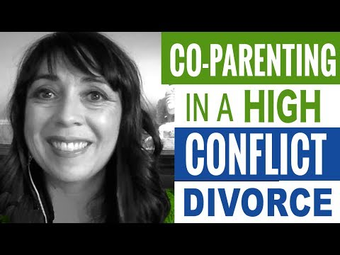 Co-Parenting With A Toxic Ex After A High Conflict Divorce