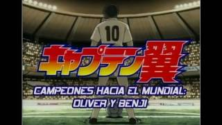 Super Campeones Tsubasa 2002 - Soundtrack (Parte 4)