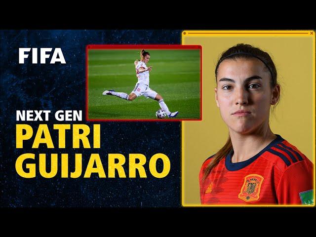 Patri Guijarro: Spain's midfield gem | Barcelona Femeni & Spain