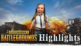 PUBG Highlights 2017 | TillyExalted