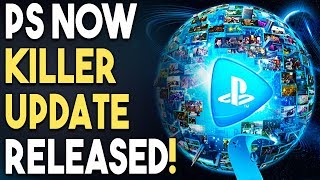 PS Now KILLER Update - You Can FINALLY Download Games