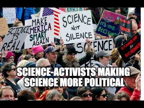 In The War On Science,  Who Will Lead The Fight?