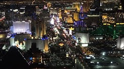 4K | Amazing LAS VEGAS Nighttime Helicopter Tour | Best Way to see Las Vegas