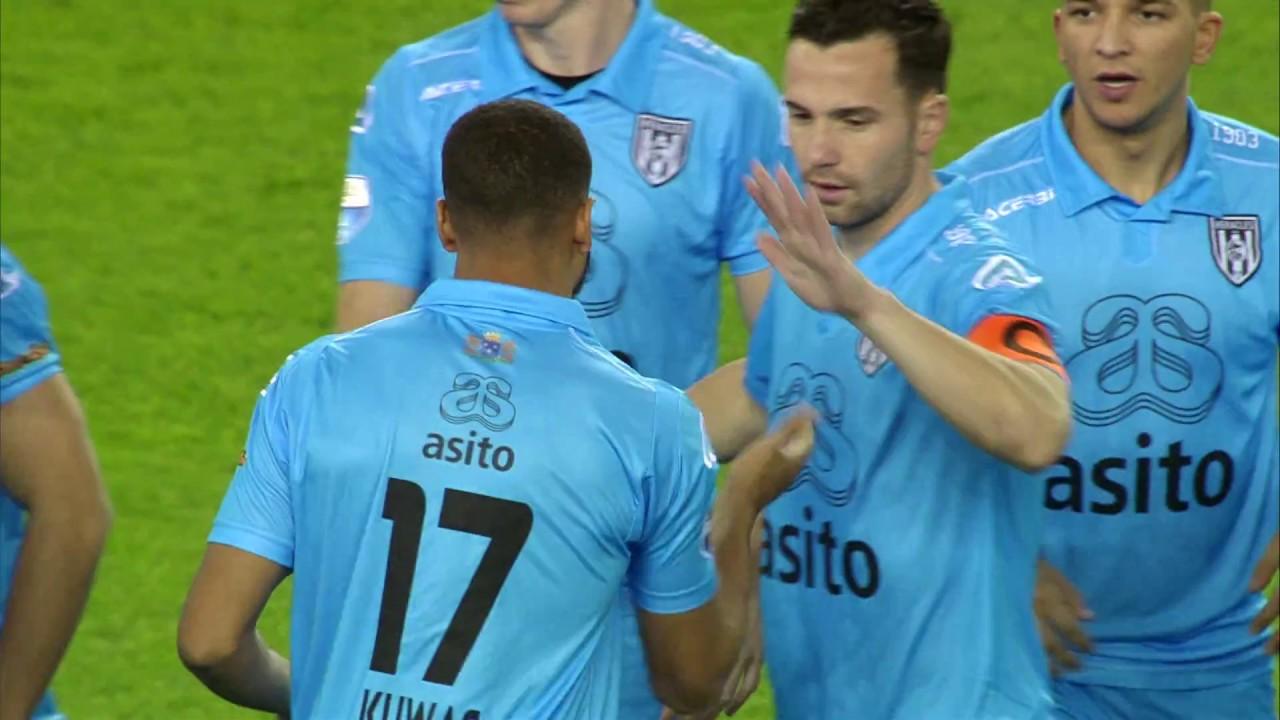 Vitesse - Heracles Almelo 1-2 | 06-11-16 | Samenvatting