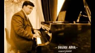 Ye Sham Mastani - piano by PAVAN ARYA