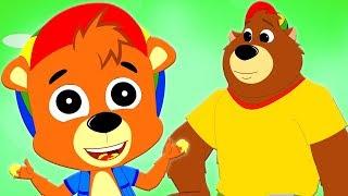 Johny Johny Да папа   Johny Johny Yes Papa   Zebra Russia   русский мультфильмы для детей