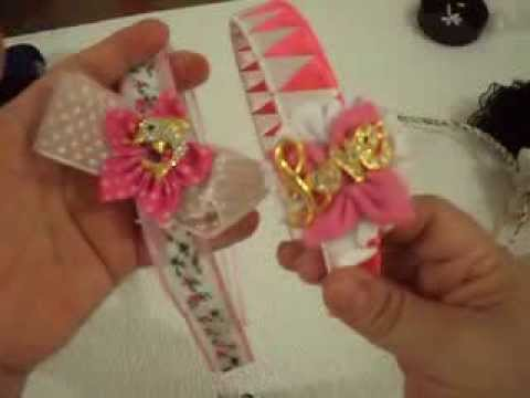 Paso a paso de diademas bonitas how to make headbands for girls youtube - Como hacer diademas ...