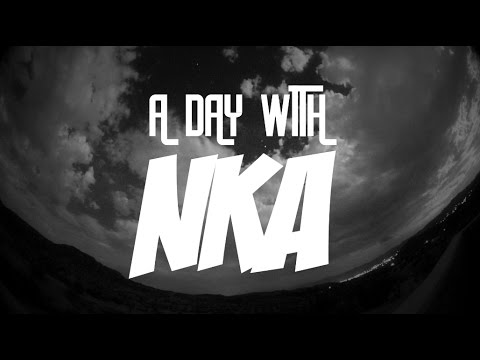 FREE SKATE GEAR !!!! A DAY WITH NKA #10