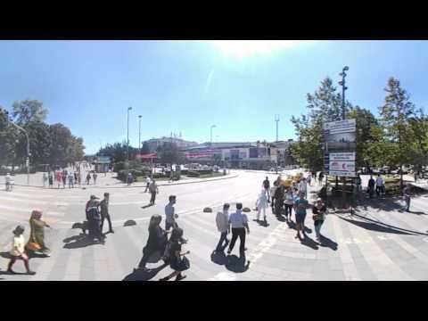 Sakarya 360 Adapazarı 4 (Adapazarı Belediyesi , Şemsiyeli Bahçe , Uzun Çarşı)