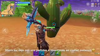 'Nuevo'bug in fortnite:Battle Royale