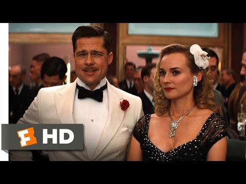 Inglourious Basterds (7/9) Movie CLIP - Buongiorno (2009) HD