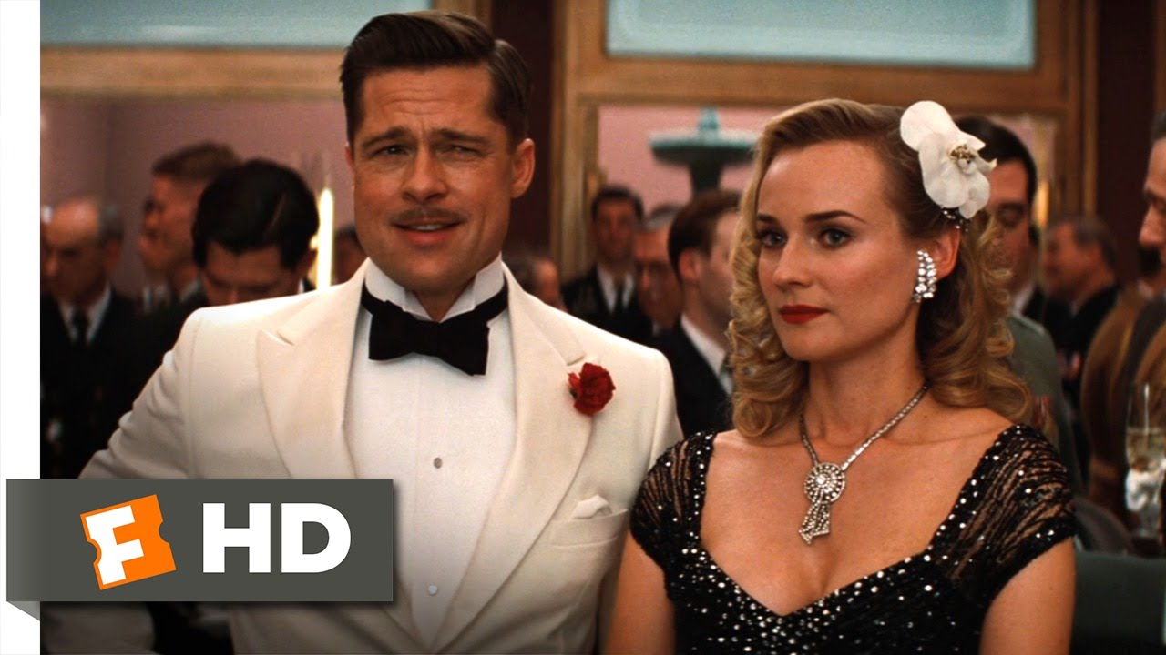 Inglourious Basterds (7/9) Movie CLIP - Buongiorno (2009) HD - YouTube