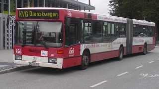 mb o405 gn2 kvg kiel wagen 952 melskotte edemissen zf sound bus bj 1999