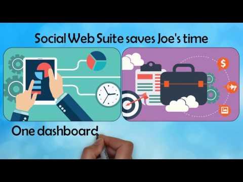 Social Web Suite for Professional Bloggers