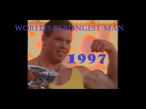 World's Strongest man 1997.