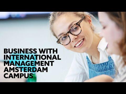 Business with International Management (MSc) | Northumbria University, Amsterdam