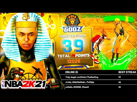 I Won Basketball Godz The Hardest Event In NBA 2K21 With 1 Minute Left... *Crazy Ending* |