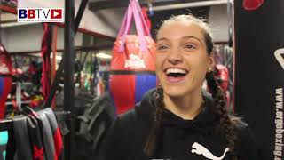 "JADE TAYLOR: ""JUST PUT SOMEONE IN FRONT OF ME AND I'LL FIGHT"""