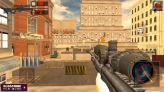 Swat Sniper 3D ▶️Android GamePlay HD | New Android Games 2017 | Thumbs Up Games