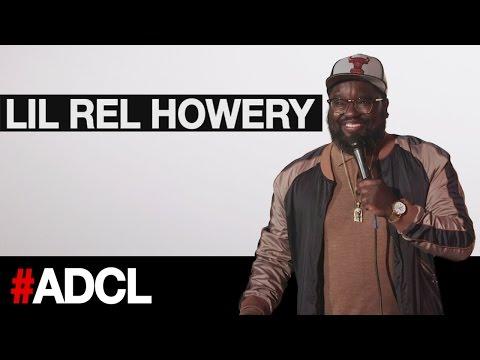 Preachers: Old School vs. New School – Lil Rel Howery