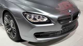BMW 6-Series Coupe Concept 2010 Videos