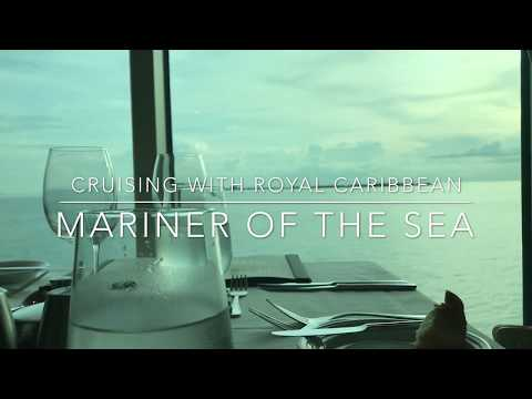 Cruising with Royal Caribbean - Mariner of the sea