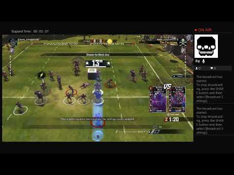 Blood Bowl 2 CCL The Fartpipes Game 2  